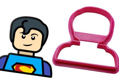 Vykrajovátko Lego hlava kluk